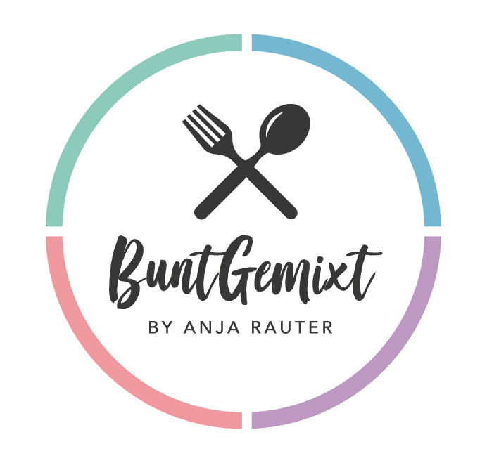 BuntGemixt by Anja Rauter